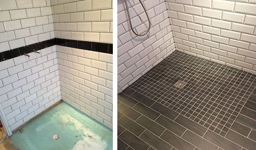Wet Room Conversion